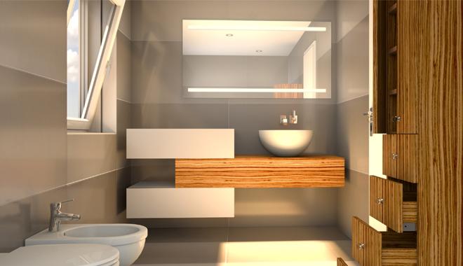 Beispiel 3D Gäste-WC